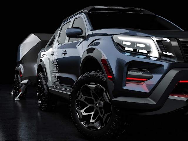 Nissan mostrará novo modelo conceitual esta semana