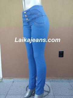 Laika jeans mayoreo y menudeo de jeans corte colombiano levanta pompis tiendas en medrano