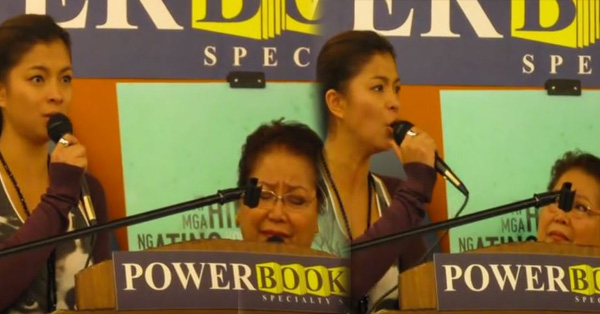 Angel Locsin Reads An Excerpt From 'Himala'. Will She Be Doing A Remake Of The Award-Winning Film?