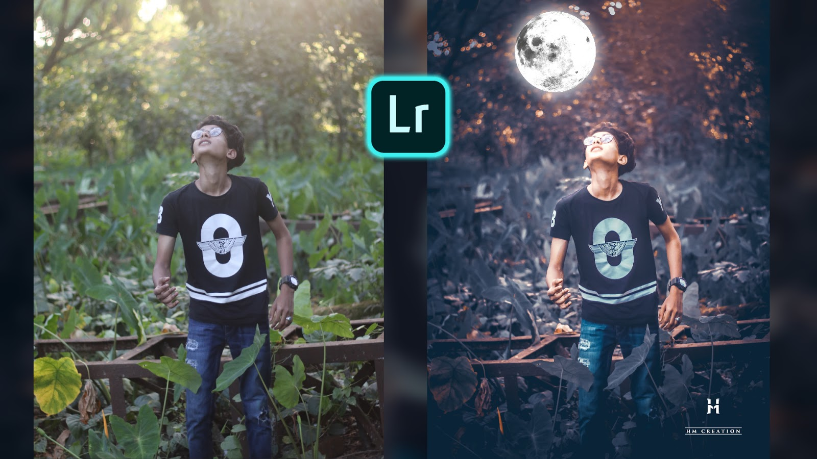 Lightroom Mobile Tutorial - Conceptual Photo Editing in Lightroom