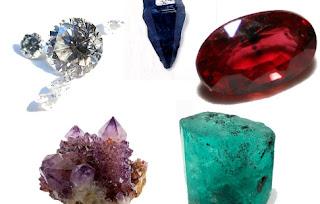 found gemstones in Nigeria