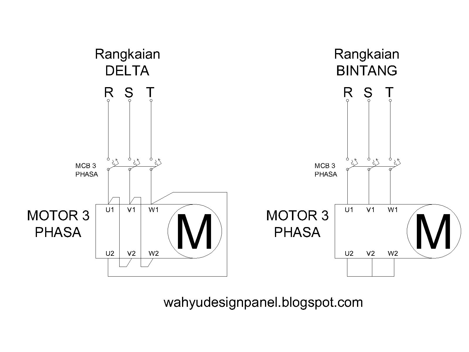 Rangkaian Panel Listrik  Kontrol  U0026 Utama   Rangkaiang Panel Secara Umum