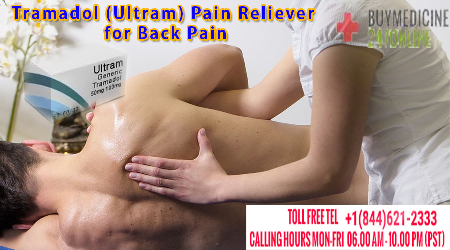 does ultram work for back pain