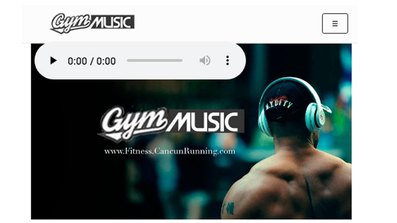 Gym-music
