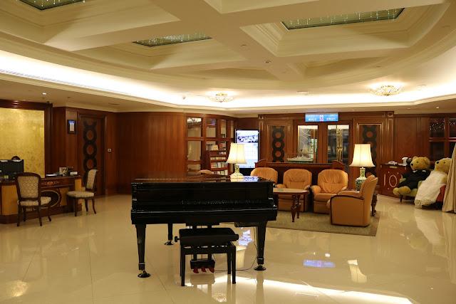 H&D幸福小屋: 臺北飯店·臺北長榮桂冠酒店(一)景觀.房間篇