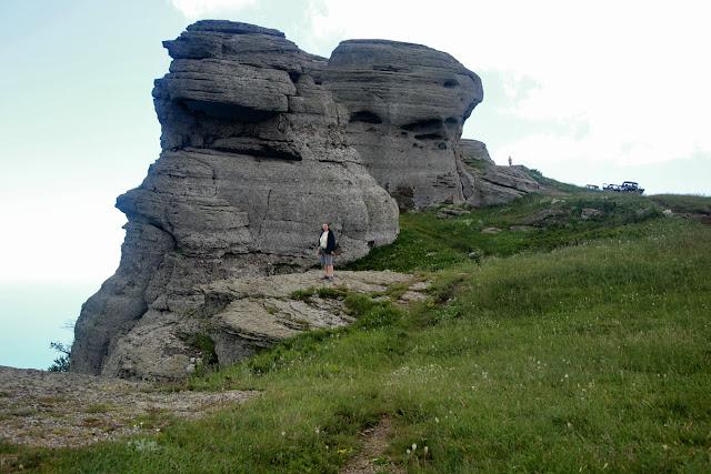 Crimea, mountains, Yaila, Mount Demerdzhi, Крым, горы, Яйла, гора Демирджи