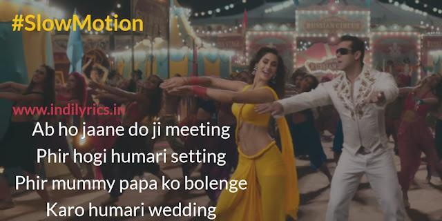 Slow Motion | Bharat | Salman Khan & Disha Patani | Pics | Quotes | Images