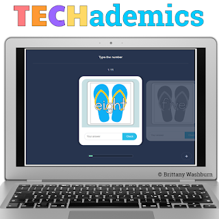 TECHademics - Digital Math and ELA Activities for Primary Grades