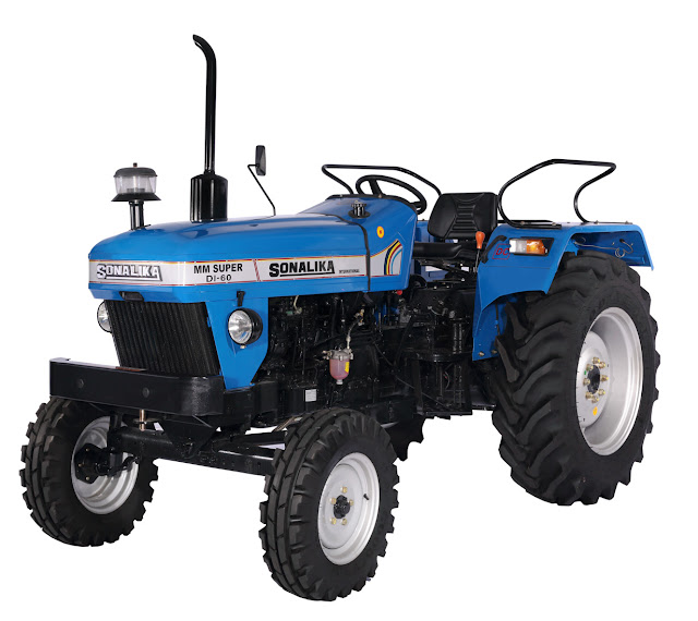 Potato Special Tractor range introduced by Sonalika ITL