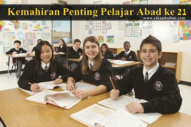 3 Kemahiran Yang Perlu Dikuasai Pelajar Abad ke 21
