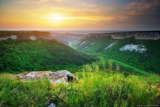 Крым весной