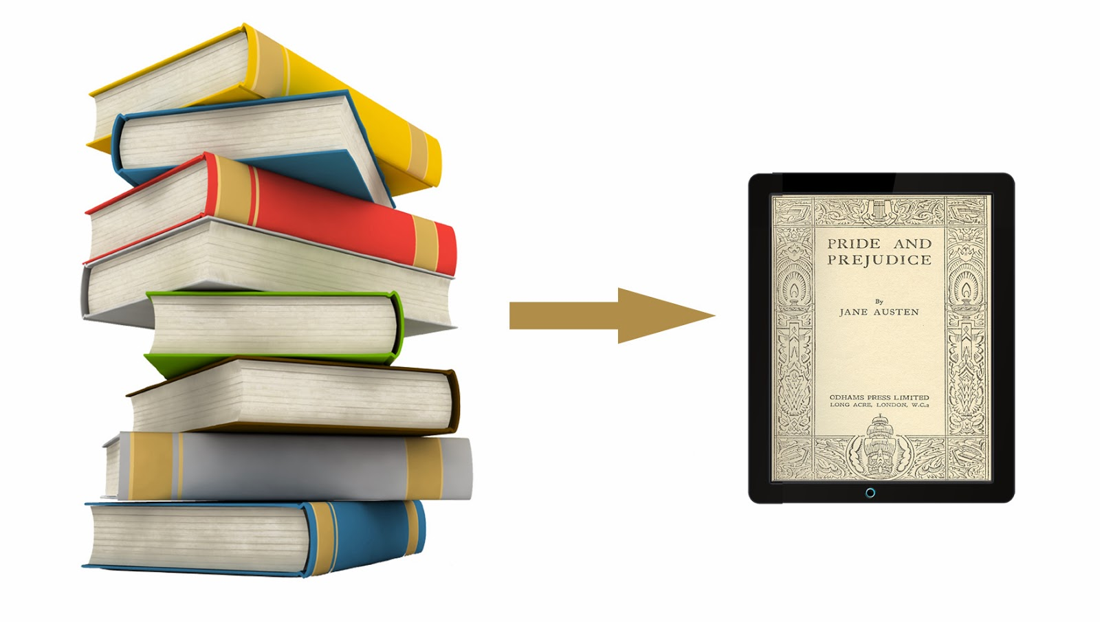 Textbooks to Tablets