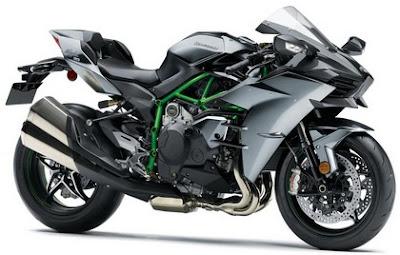 Harga Kawasaki Ninja H2 Carbon