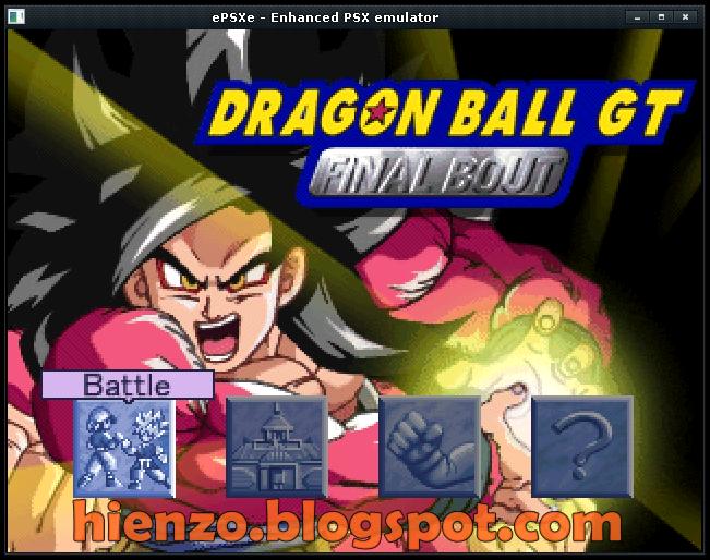 BOUT GT DRAGON BAIXAR PARA PS1 FINAL BALL