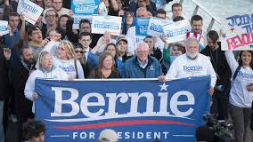 Sanders Supporters Seethe Over Clinton's Leaked Remarks To Wall St.