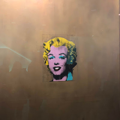 Marilyn Monroe by Andy Warhol at MoMa New York