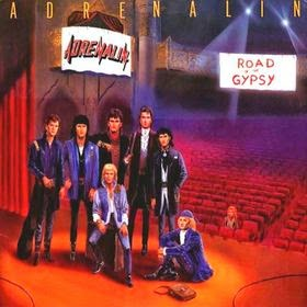 Adrenalin Road of the gypsy 1986 aor melodic rock