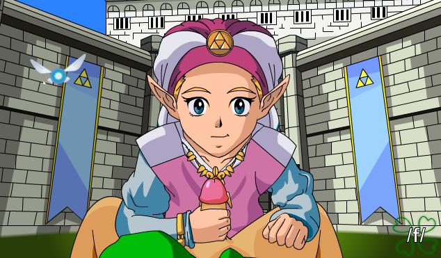 Legend of Zelda: Hentai Quest: Update: Sarias Quest 1.0