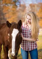 Grace Anderson, Chastity Grace, girl, horse, Jenny V Photography
