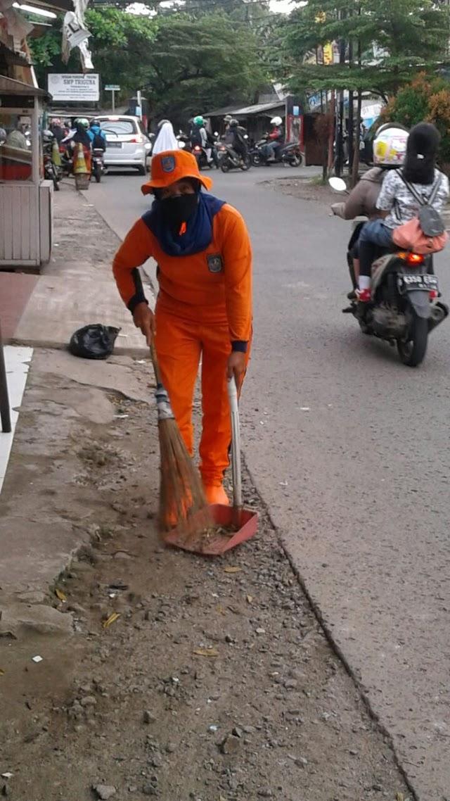 Antisipasi Sampah Lebaran, 50 Pesapon Disiagakan
