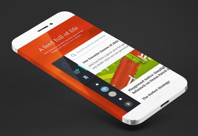 Iphone 6 Wrap Around screen
