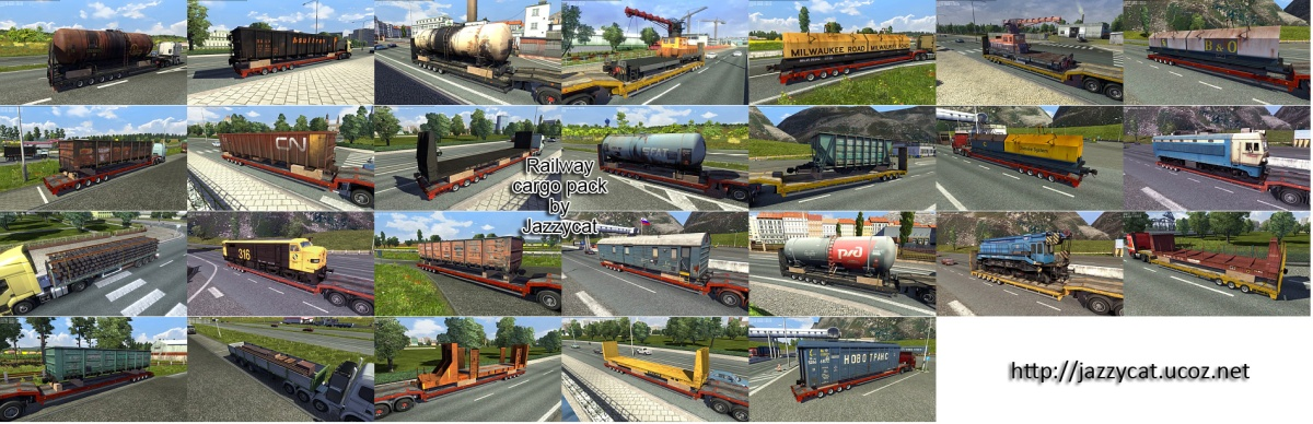 Railway cargo pack updated to version 1.2