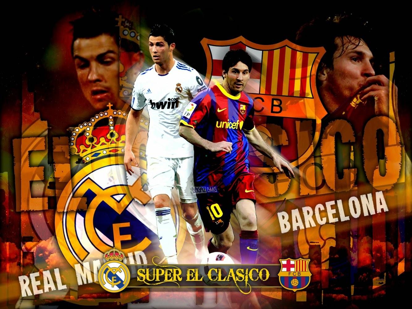 Foto Cristiano Ronaldo Vs Lionel Messi 2017 Foto Gambar Terbaru