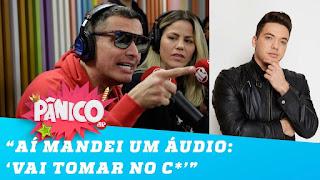 Leo Dias mandou Wesley Safadão TOMAR NO C*