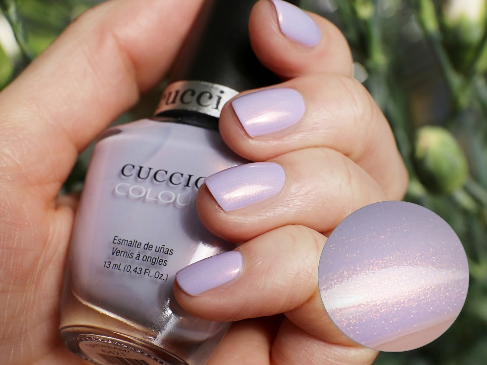 Cuccio Colour Daydream!