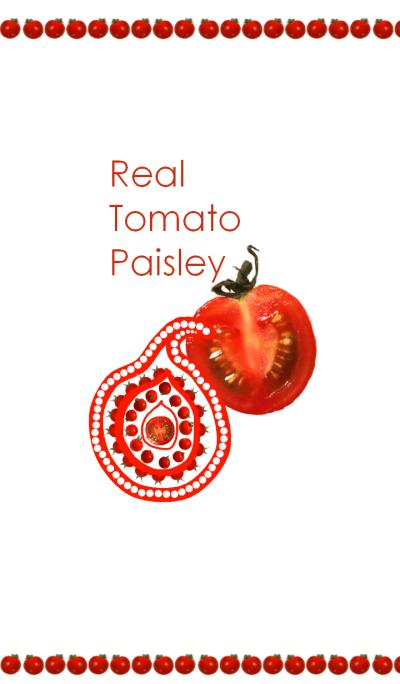 Real Tomato Paisley