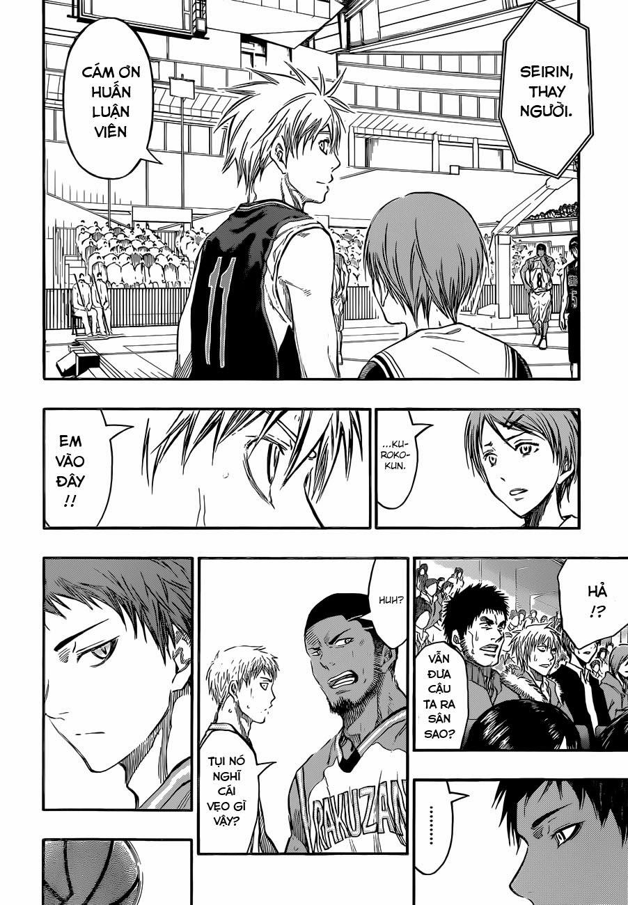 Kuroko No Basket chap 237 trang 13