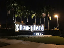 Myatt' Disneyland Info Hotel March 2017