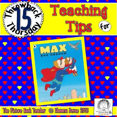 Max by Bob Graham TBT - Teaching Tips.