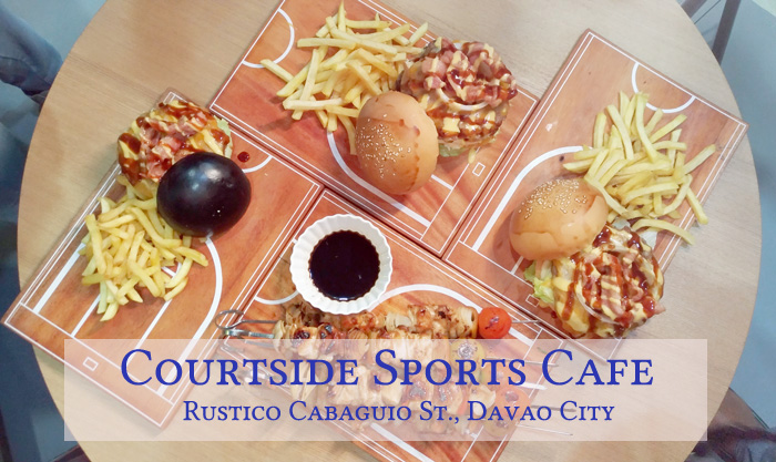 Courtside Sports Cafe Opens in Davao