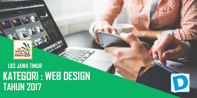 Daftar Pemenang LKS Bidang Web Desain Jawa Timur Tahun 2017