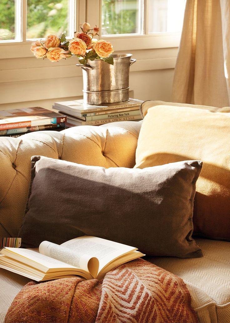 Romantic Interior Design: Lunch & Latte: Interior Design: Romantic Style In Madrid