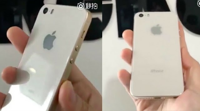 The Doubtful Photos Claim To Show The Second Generation Of iPhone SE With Glass Back Design