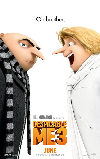 Sinopsis Film Despicable Me 3 (2017) | loveheaven07