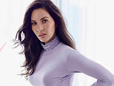 Olivia Munn In Superhero Shape