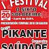 🎇 I Festival O Sixto Solobeira | 20abr