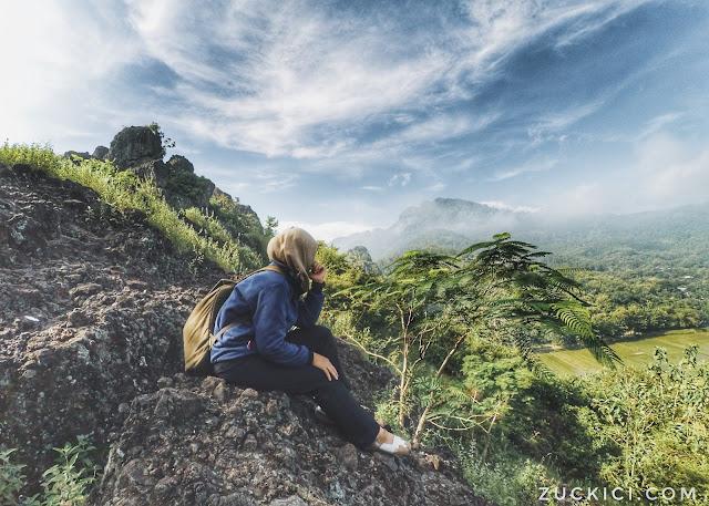 Spot Foto Gunung Sepikul