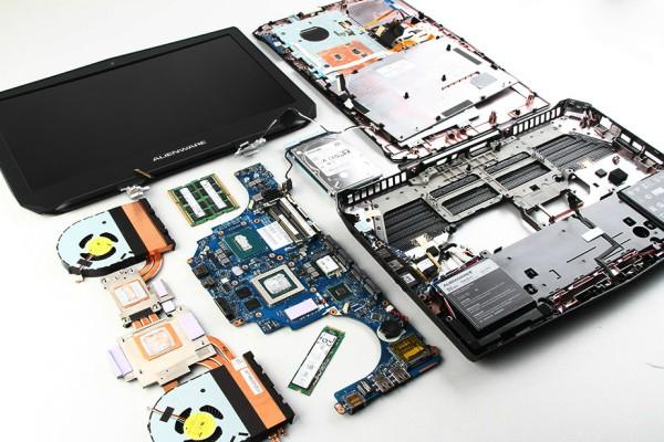 Nâng Cấp SSD Cho Alienware