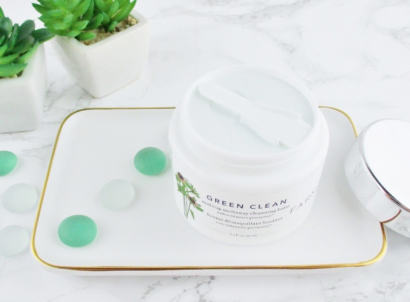 Cleanse Away Your Day with Farmacy Green Clean Makeup Meltaway Cleansing Balm 4