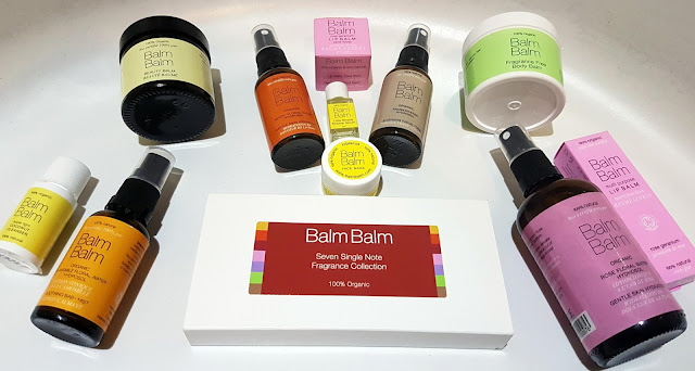 12 Balm Balm organic beauty products