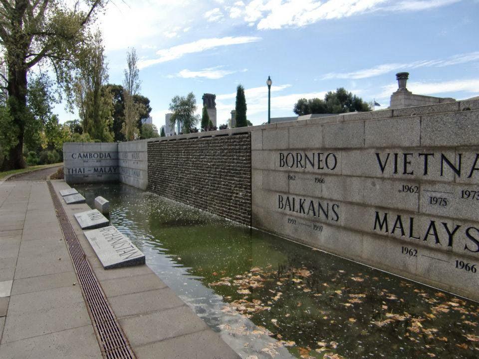[澳洲工作假期系列] 墨爾本 戰爭紀念館 Shrine of Remembrance 8
