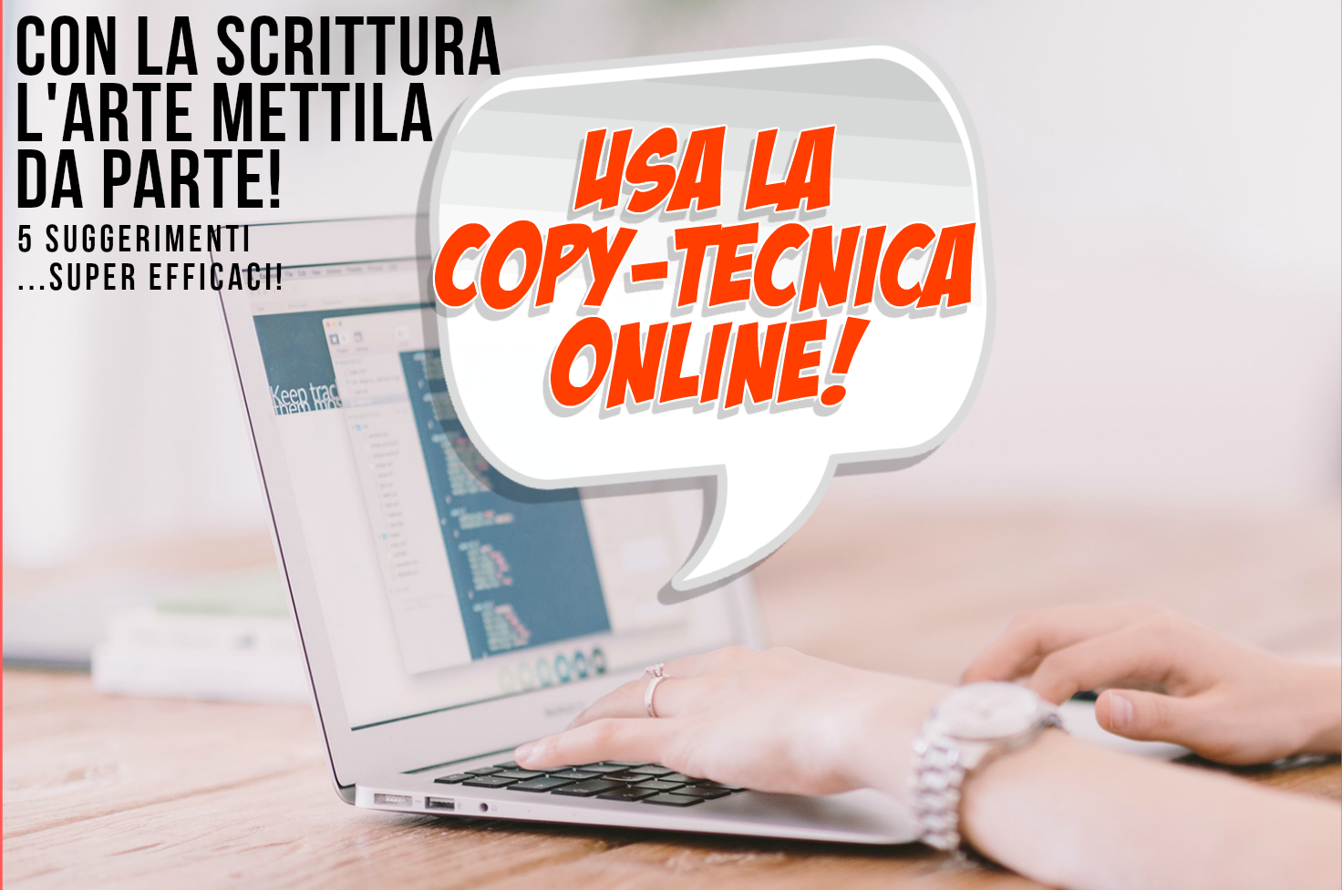 copywriting scrittura efficace blogging copy