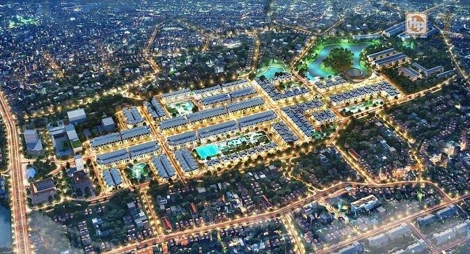 Khu đô thị Crown Villas: Khu đô thị đáng sống bậc nhất Thái Nguyên