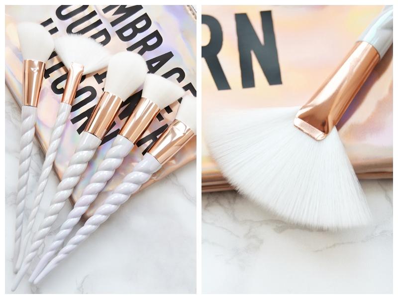 unicorn brush sets. favourite brushes unicorn brush sets p