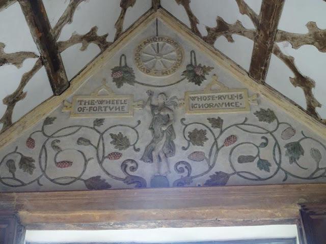 Tudor Decoration Little Morton Hall