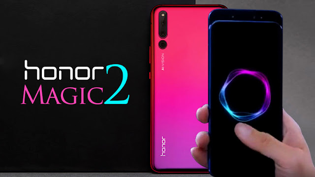 سعر ومواصفات هاتف Honor Magic 2   بشاشة قابلة للسحب!